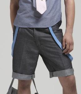 男士时尚潮流短裤